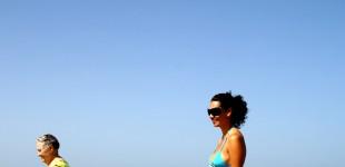 El mar | Parcelas 2008