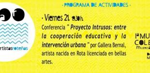 Cooperación educativa e Intervención urbana
