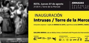 Exposición Itinerante iNTRUSOS | De vuelta a Rota