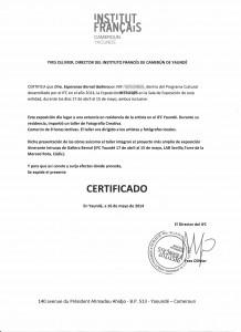 CERTIFICADOS IFC-1