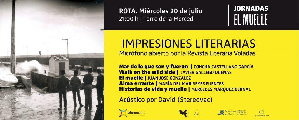 2-EL MUELLE - IMPRESIONES LITERARIAS