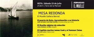 5-EL MUELLE - MESA REDONDA