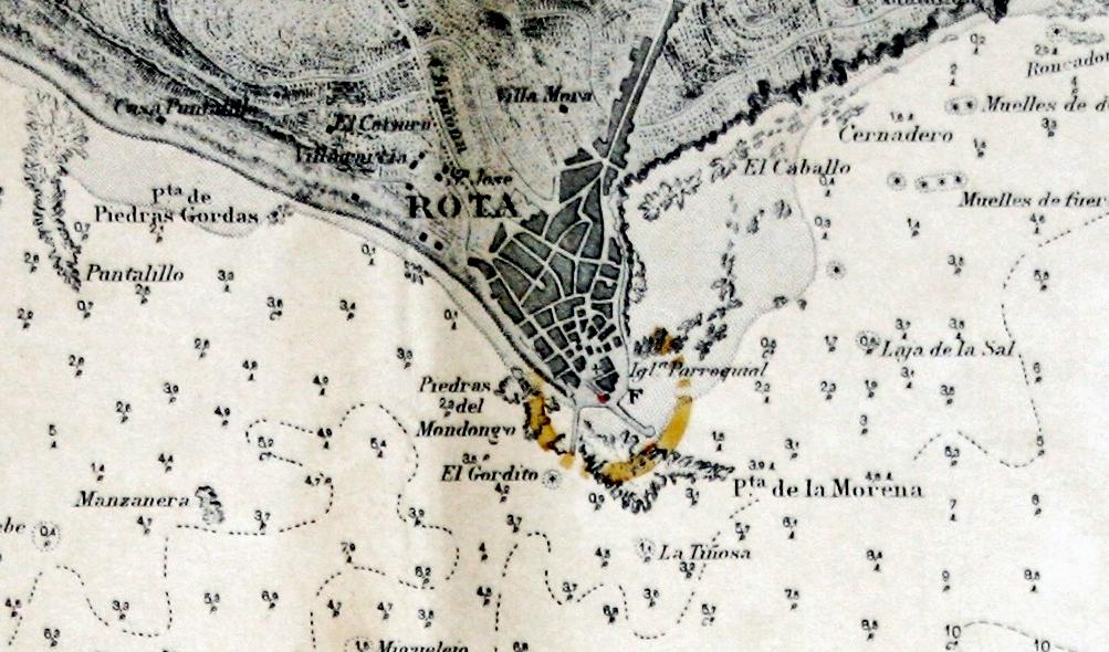 Gallera Bernal  Archive  El Puerto de Rota Aproximacin a su